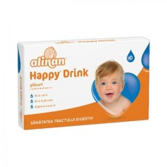 Alinan Happy Drink, 12 plicuri, Fiterman