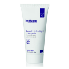 Aquafil Hydra Light SPF 30 Crema hidratanta 50ml, Ivatherm