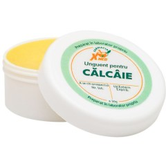 Calcaie crapate, Unguent Farmacia XMED