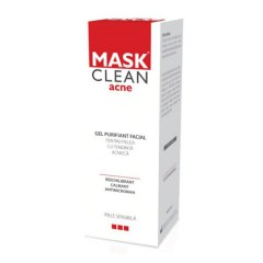 Gel purifiant Mask Clean acne 150ml