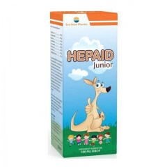 Hepaid Junior Sirop, 100 ml, Sun Wave