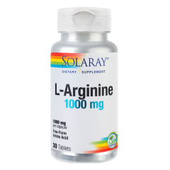 L-Arginine 1000mg 30 tablete, Secom