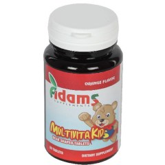 MultivitaKid 30 cpr Adams Vision