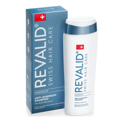 Revalid șampon anti mătreață, 250ml