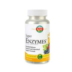 Super Enzymes, 30 capsule, Secom